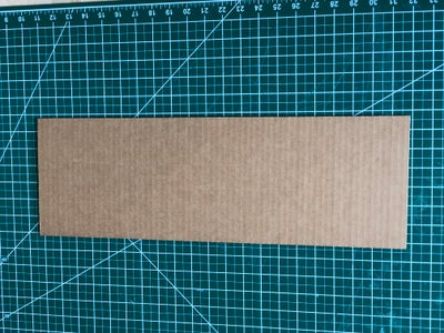 A Quick Note About Cardboard....