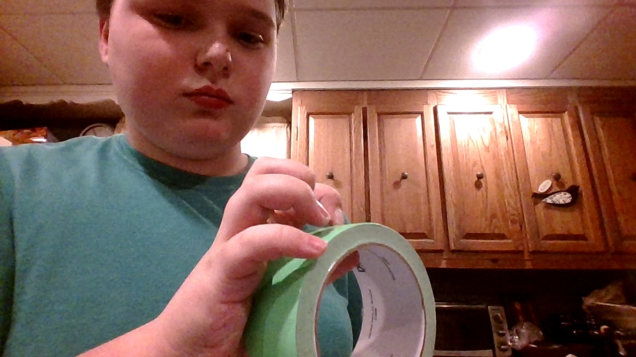 Picture of How to Peal Tape