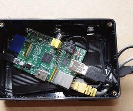 Raspberry Pi Owncloud (dropbox clone)