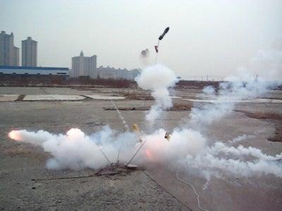 Rover Transforming Rocket