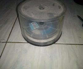 Grinder disc storage (20-30) easiest and simplest