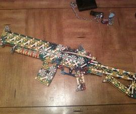 Knex Gun, The Offspring