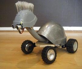 TurtleDuino Object Avoidance Robot