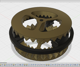 How To: 3D Printable Bevel Gears (Fusion 360)