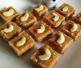 Bread Ki Barfi