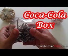 Coca Cola Box (easy)