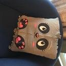 Cute No-sew Throw Pillow Case