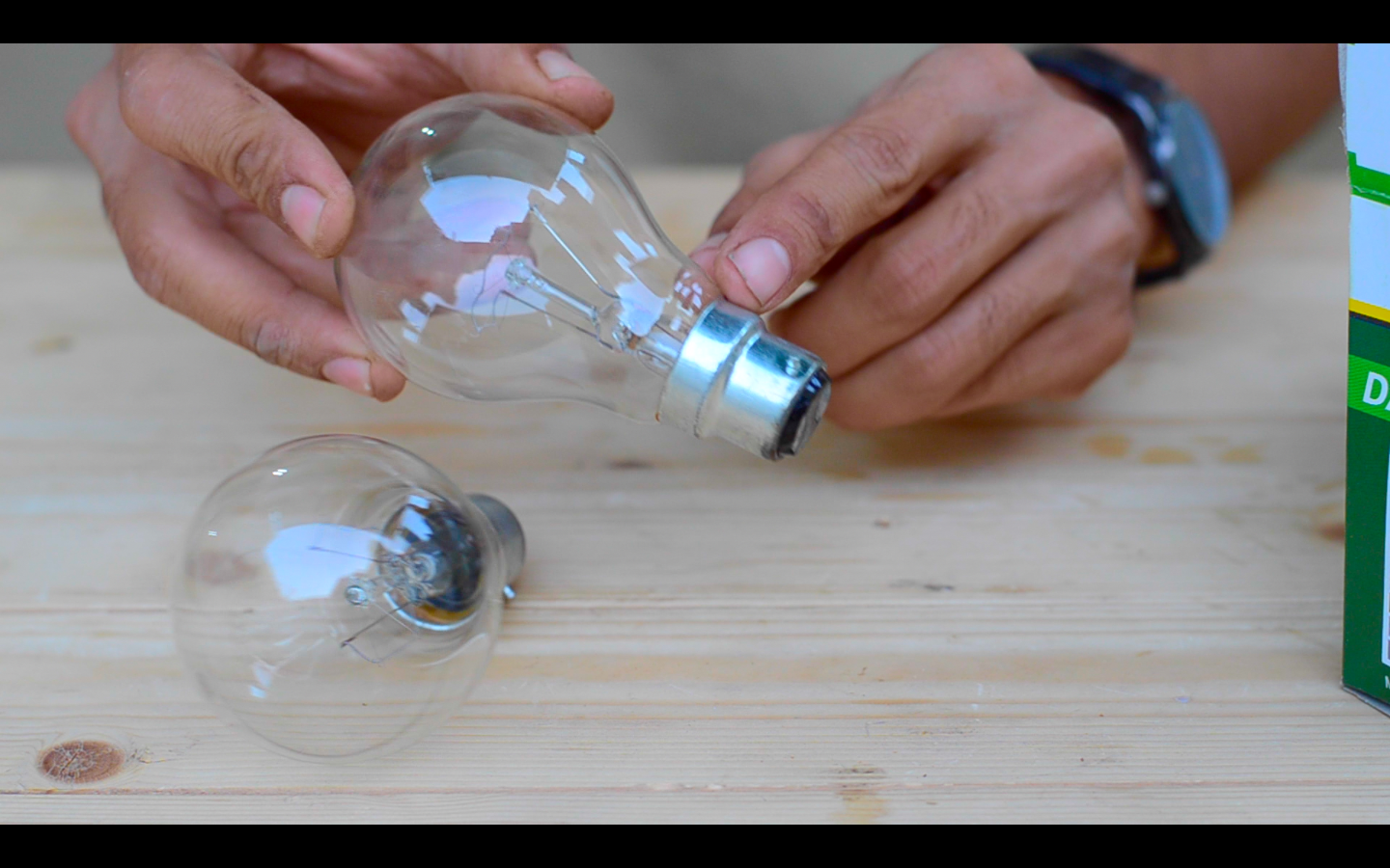 Picture of Preparing the Bulbs