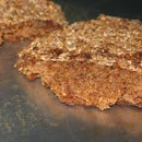 Sprouted wheat berry bread = 2 ingredients, 4 steps