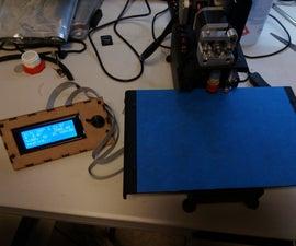 Instalación De LCD Para PrintrBot (adaptador CRCibernetica)