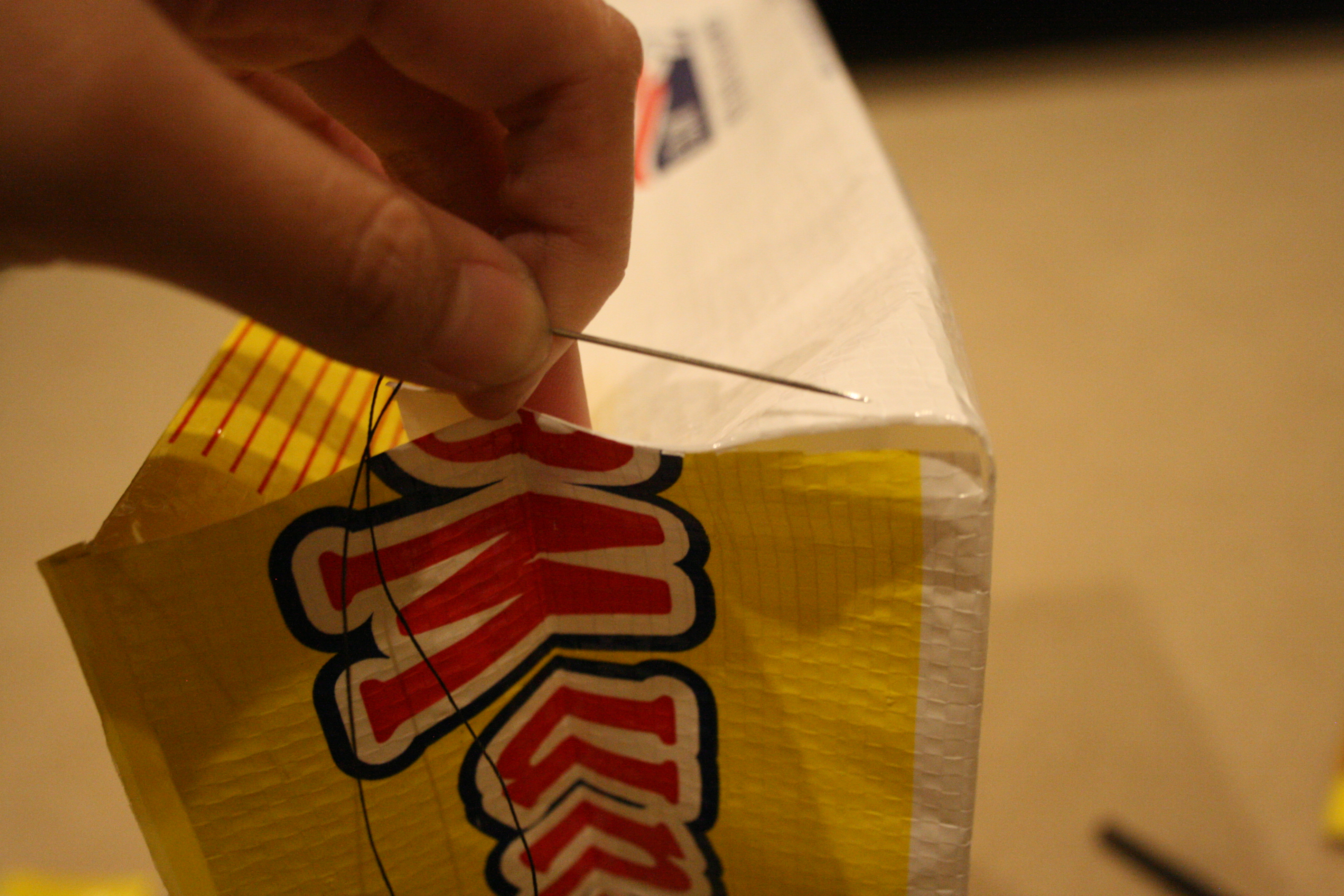 Picture of Sew the Flaps
