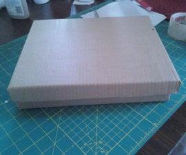 Cardboard Office Storage Boxes