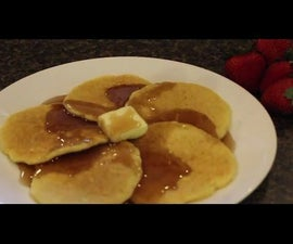 Easy Gluten Free Pancakes: Cheap Enough for the Whole Family!