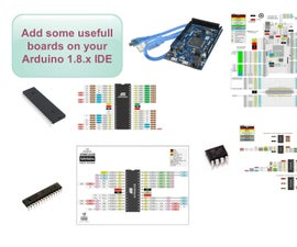 Add Some Usefull Boards to Arduino 1.8.x