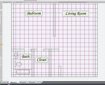 Start Partitioning the Floor Area