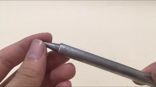 Applying the Pen Tip