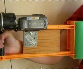 Shoulder rig for DSLR & Camcorders