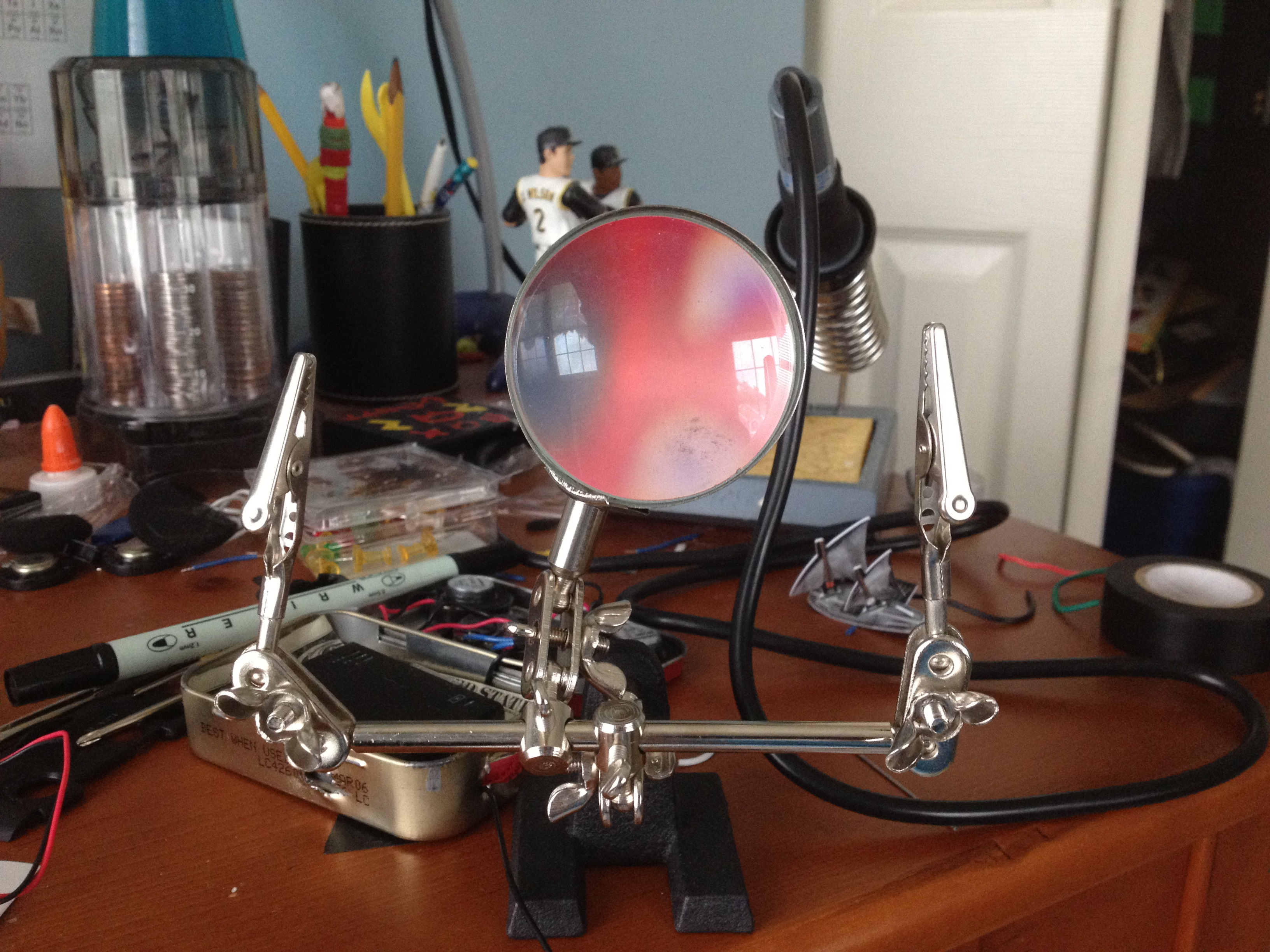 Picture of Magnifiers and How to Easily Use One