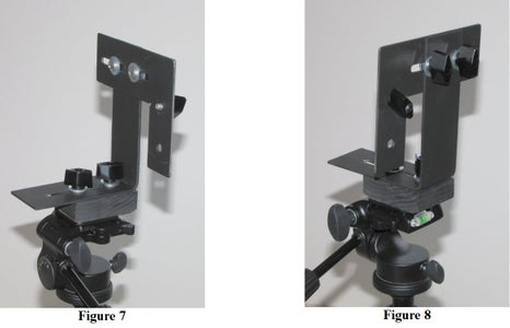 Final Steps Before Use As Panoramic Tripod Bracket