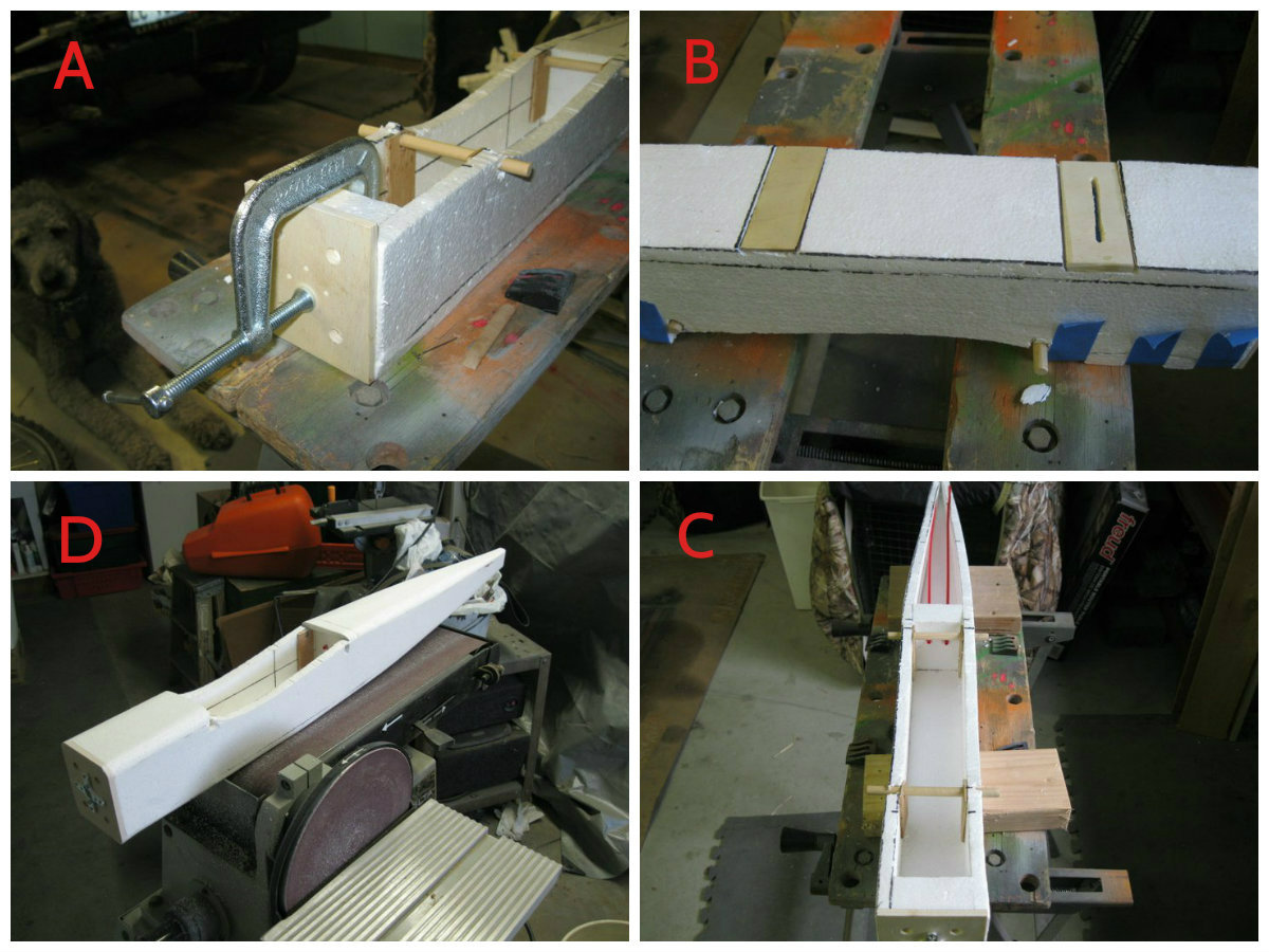 Picture of Fuselage 2 - Finishing