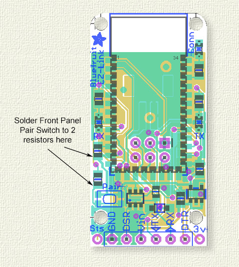 Picture of EZ Link Bluetooth Board