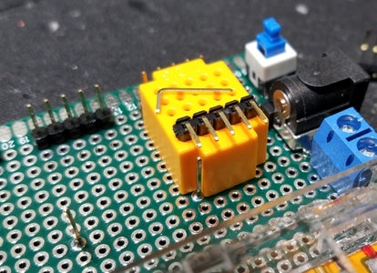 Placing Parts on the Board