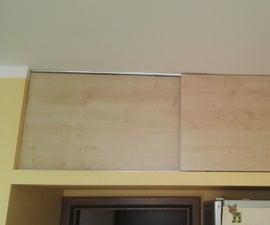 Under-Ceiling Locker