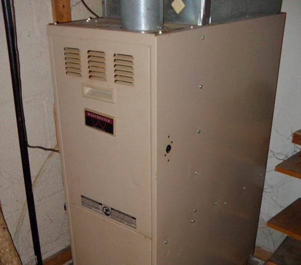 Furnace Cleaning - Quick and Easy