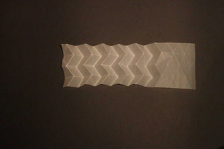 Picture of Step 1: the Origami