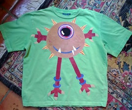 Appliqué on T-Shirts and More