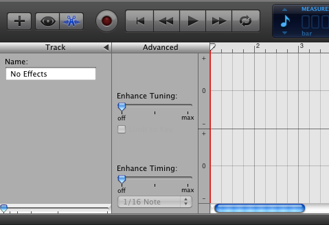 Picture of Setting Up Autotune