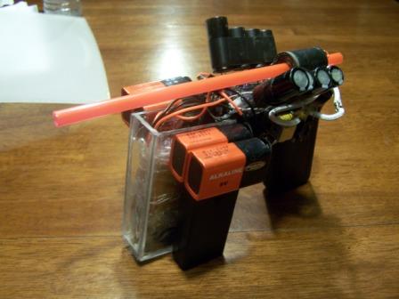 Picture of Coilgun Handgun