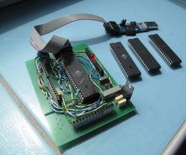 Arduino 1.8.x Clone With Atmega 8535/32/644p/1284p: the Mightycore