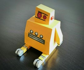Instructables Robot Smartphone Stand