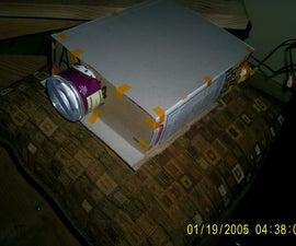 DIY- Homemade Projector