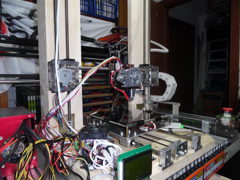Picture of DIY | 3D Printer