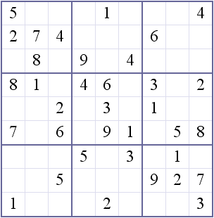 Sudoku:solving It for Beginners and the Expirienced: 7 Steps