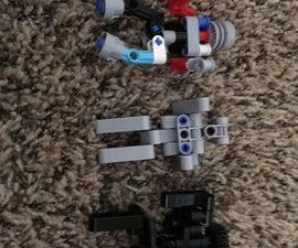 Lego Technic Robots