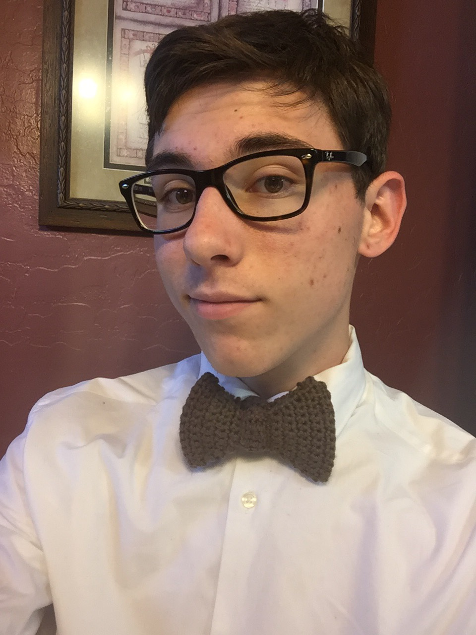 Picture of How to Crochet a Bow Tie