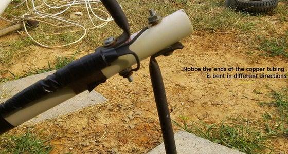 Making the Antenna Step 1