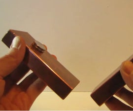 Experiments With Magnets and Copper Blocks