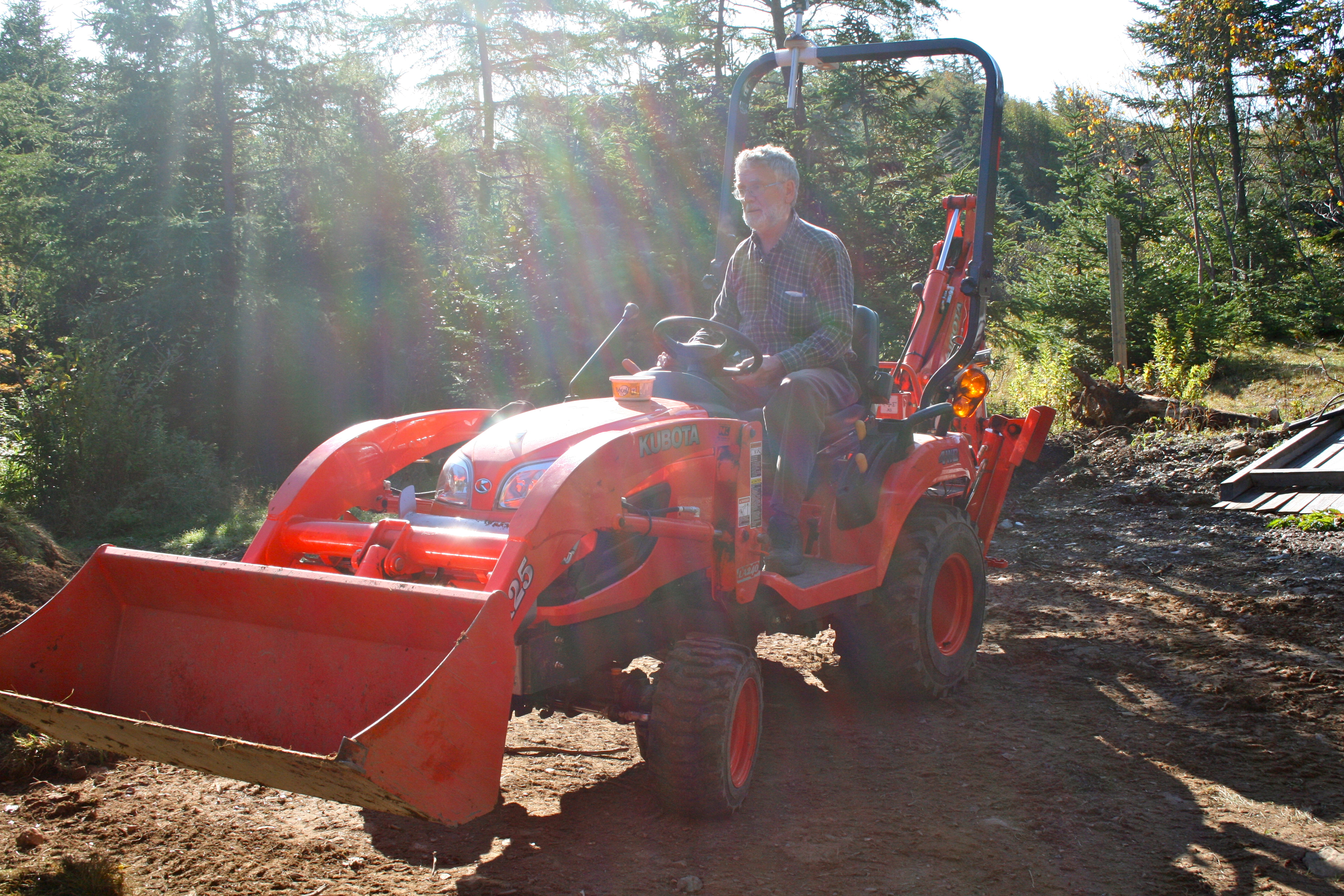 Installing Snowblower on Kubota BX Tractor: 6 Steps (with