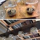 Repurposed Ceiling Light