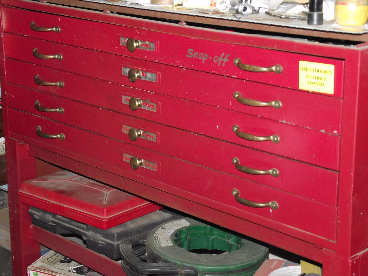 Picture of STORAGE FOR HAND TOOLS