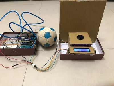 Arduino Mini Basketball
