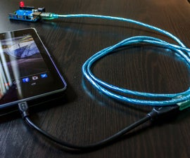 Program your Arduino with an Android device!