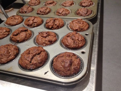 Energy Boosting Fruit & Nut Muffins