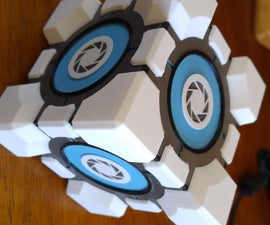 Portal Cube