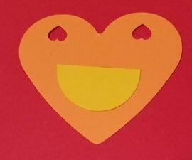 Easy Emoji Valentines