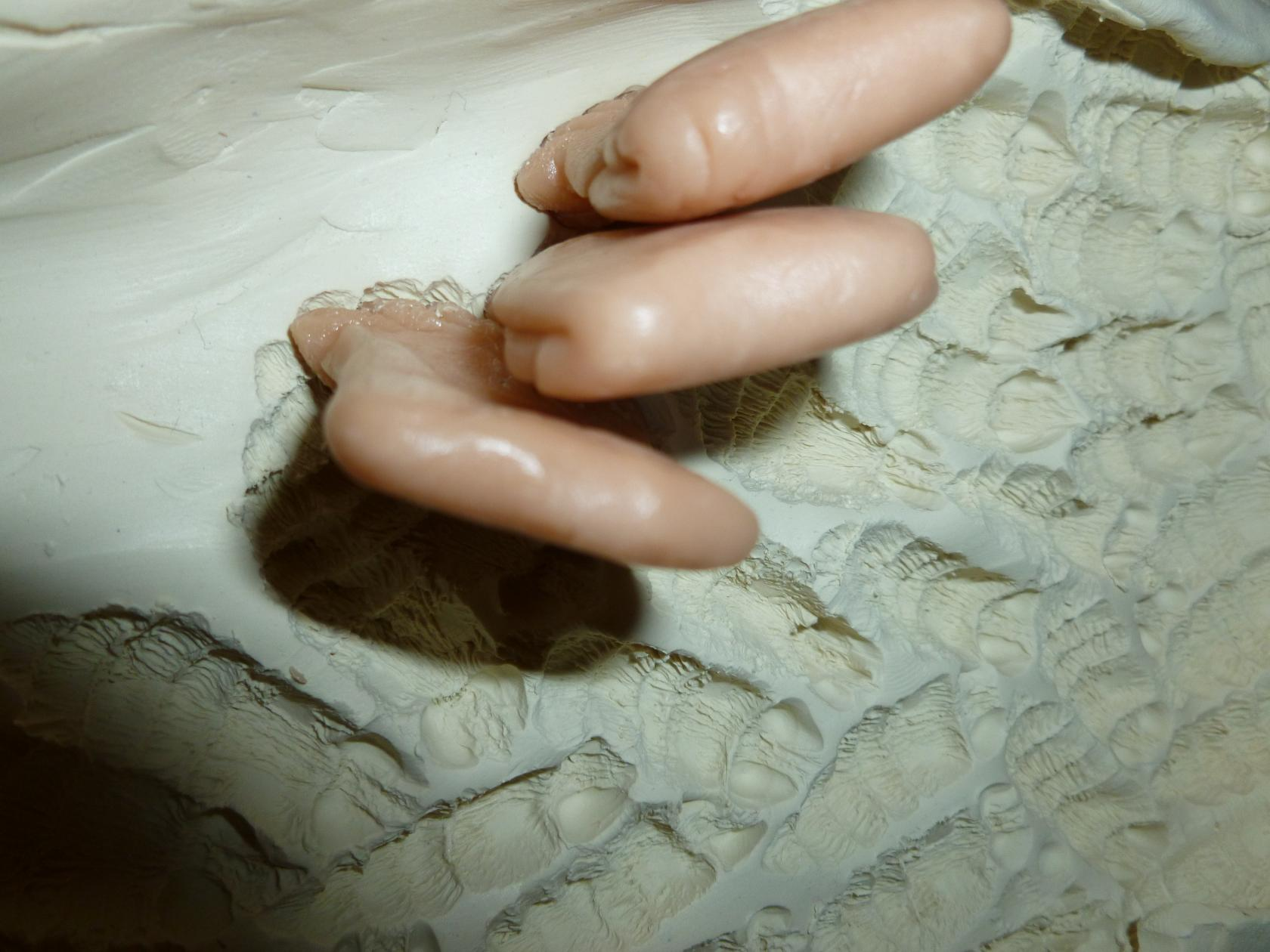 Picture of Imprinting the Mold
